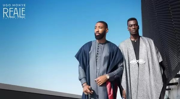 THE REALE COLLECTION by UGO MONYE 2