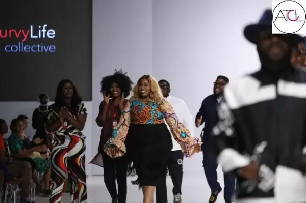They Came to SLAY! About That Curvy Life Collective Defies Fashion Norms AGAIN at Heineken Lagos Fashion and Design Week 2017 15