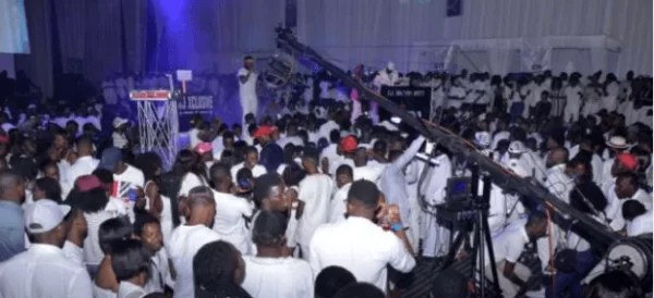 Photos from Dj Xclusive 's All white party 2017 2