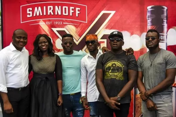 8 PARTIES. 7 CITIES. 1 TOUR: SMIRNOFF ANNOUNCES NONSTOP EPIC NIGHTS WITH THE SMIRNOFF X1 TOUR 3