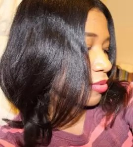 How to treat your relaxed hair 6