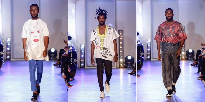 HIGHLIGHTES OF MENS FASHION WEEK NIGERIA 2017 BY AXE NIGERIA & GERMAINE AUTO 13