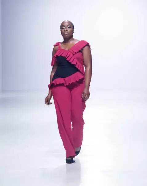 They Came to SLAY! About That Curvy Life Collective Defies Fashion Norms AGAIN at Heineken Lagos Fashion and Design Week 2017 3