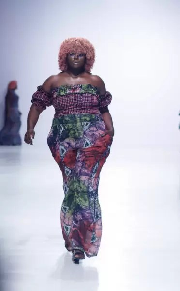 They Came to SLAY! About That Curvy Life Collective Defies Fashion Norms AGAIN at Heineken Lagos Fashion and Design Week 2017 4