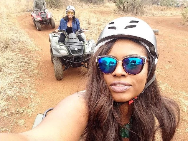 TravelTuesday - Say a resounding YES to Adventure!! By Liz Osho 3