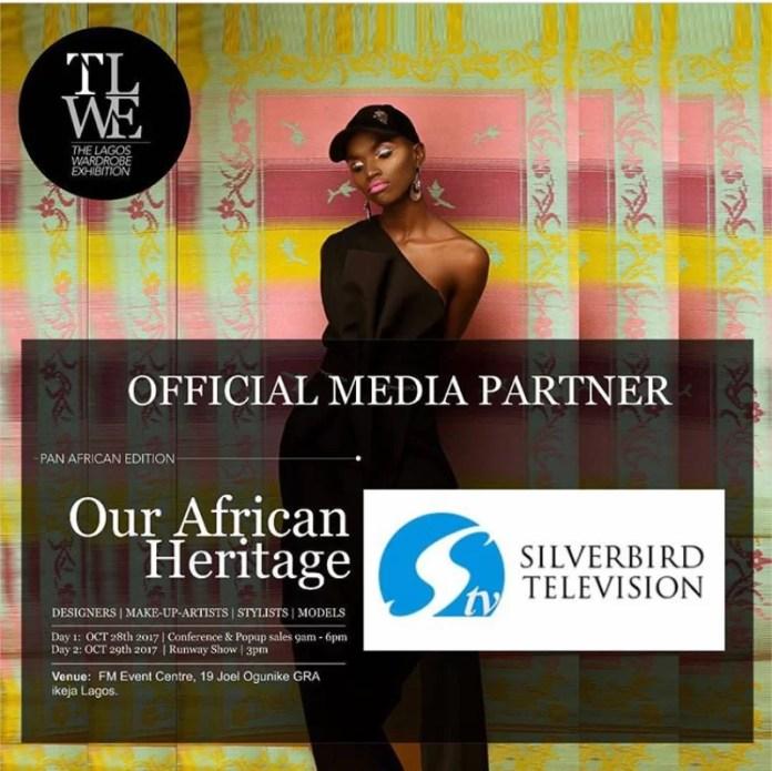 The Lagos Wardrobe Exhibition (TLWE) 14