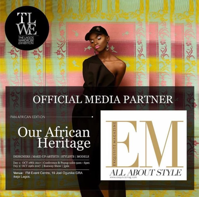The Lagos Wardrobe Exhibition (TLWE) 13