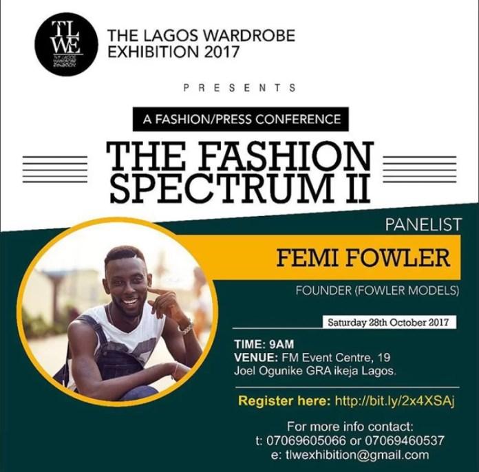 The Lagos Wardrobe Exhibition (TLWE) 8