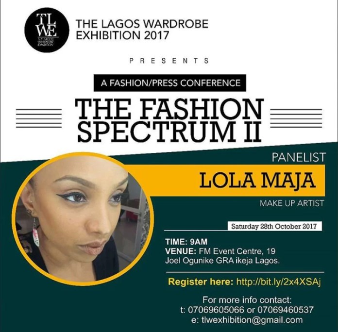 The Lagos Wardrobe Exhibition (TLWE) 10