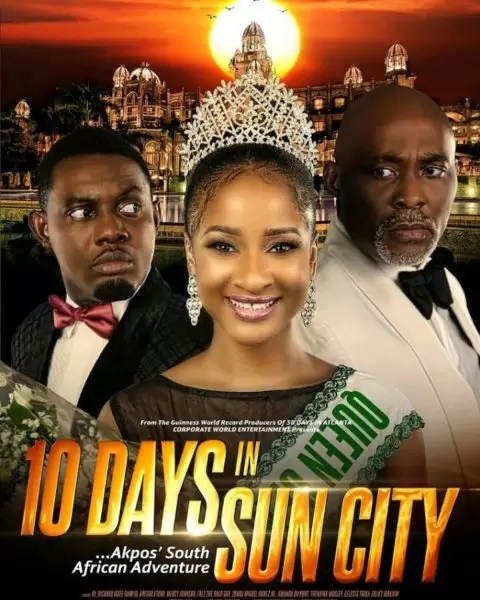 10 days in SunCity showing in UK cinemas 1