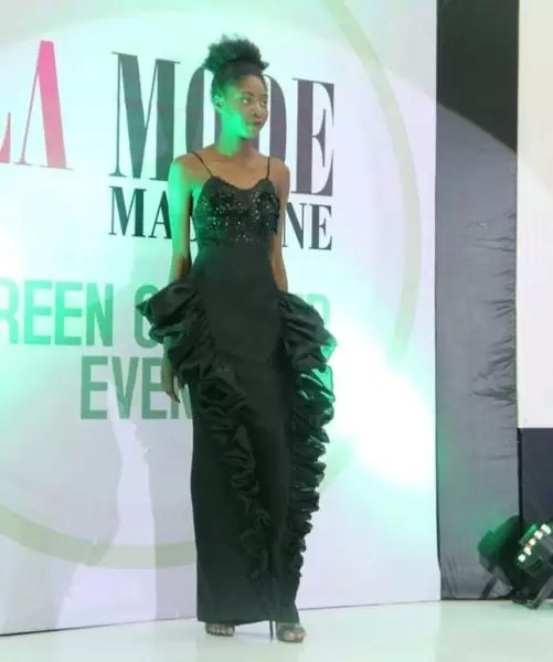 La Mode Magazine Green October event- photos from the fashion show segment 7