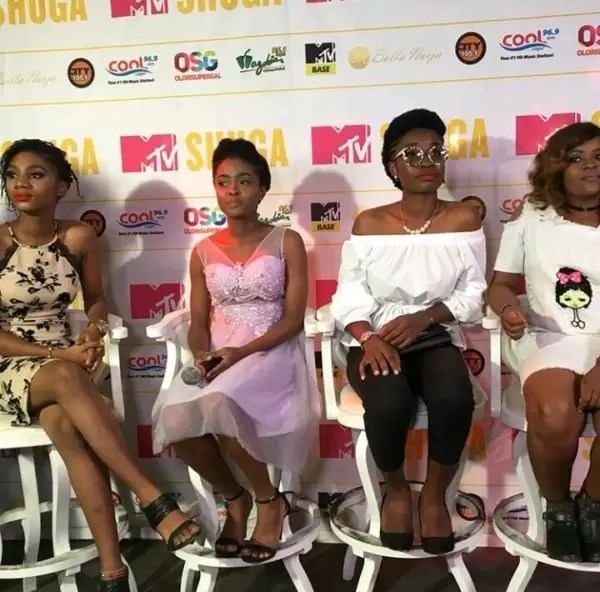 MTV Shuga press conference 2