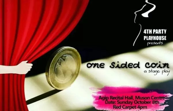 Stage play- One sided coin 2