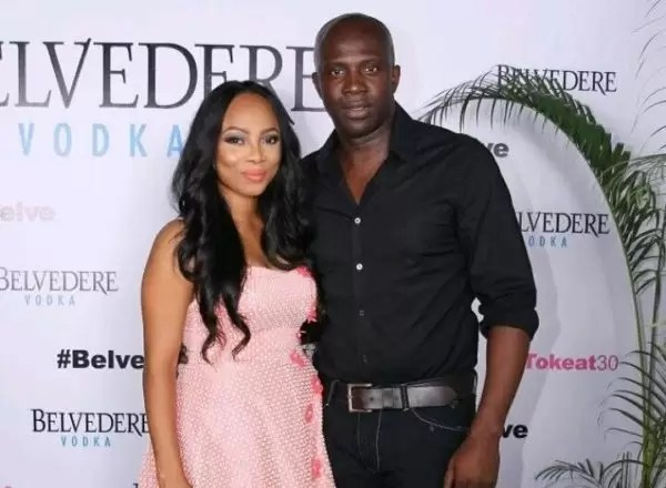 OAP, Toke Makinwa's 3year marriage dissolved 1