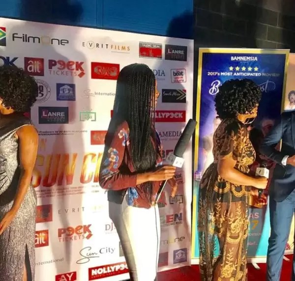 Photos from #10DaysInSunCity movie premier in London 14