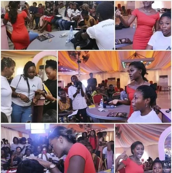 AiCare Foundation, founder, Annie Idibia 1