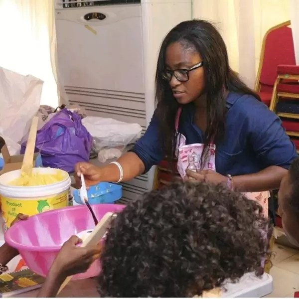 AiCare Foundation, founder, Annie Idibia 17