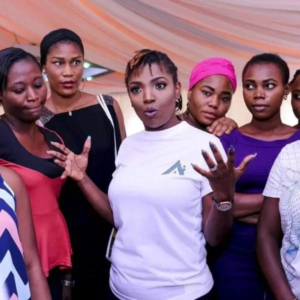 AiCare Foundation, founder, Annie Idibia 19