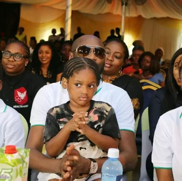 AiCare Foundation, founder, Annie Idibia 24