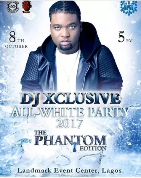 Photos from Dj Xclusive 's All white party 2017 18