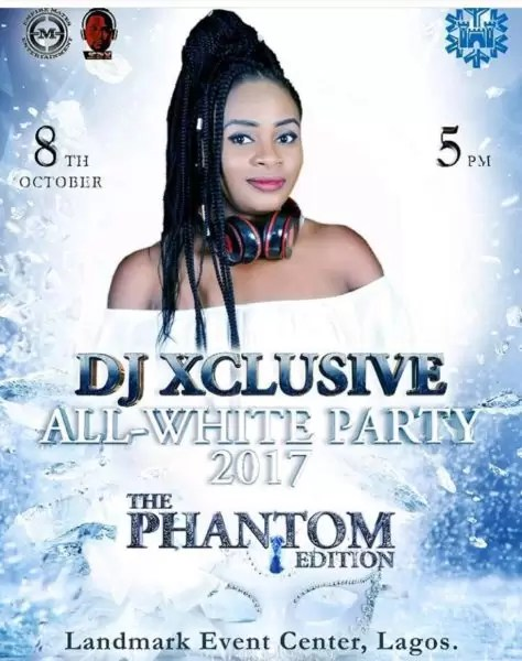 Photos from Dj Xclusive 's All white party 2017 14