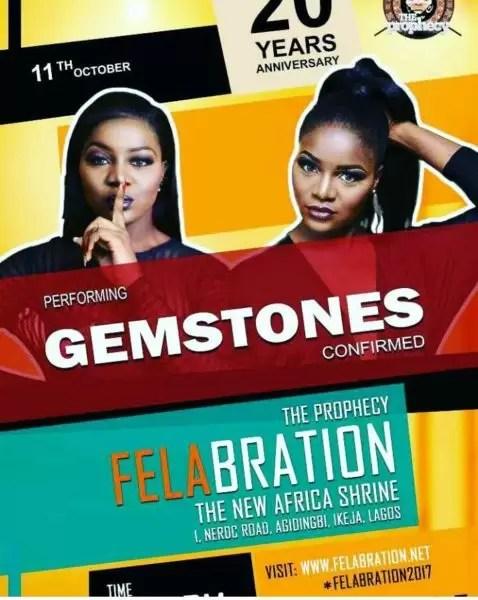 Felabration2017- Davido cancels performance 8