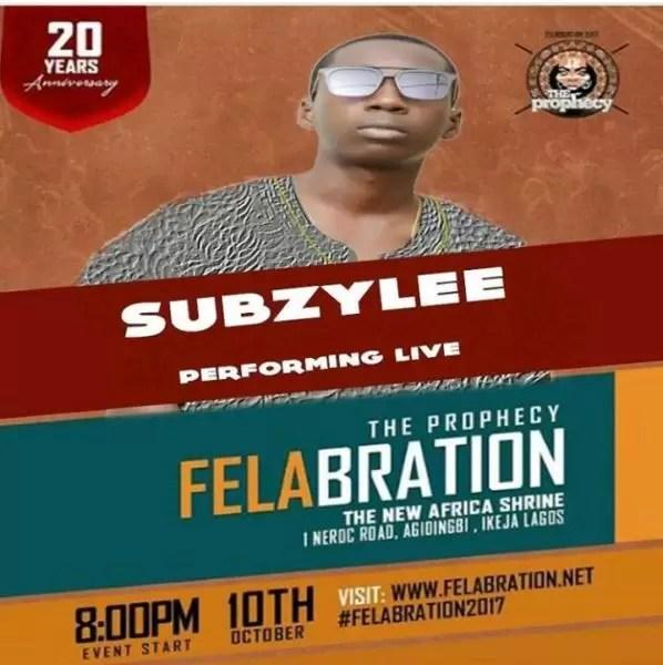Felabration2017- Davido cancels performance 3