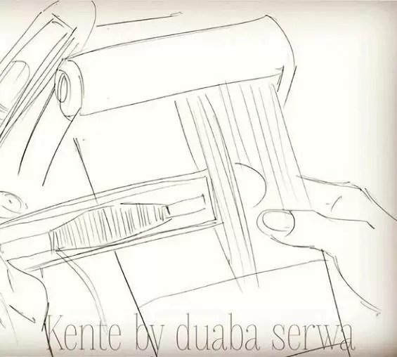 Kente s/s18- Kente Story by beautiful Duaba Serwa 12