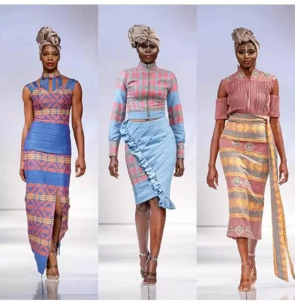 Kente s/s18- Kente Story by beautiful Duaba Serwa 5