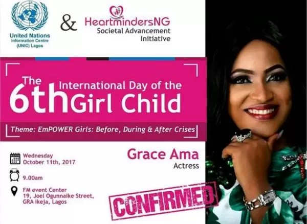 International Girl Child Day-  Empower Girls: Before, During and After Crisis 10