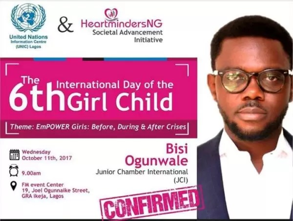 International Girl Child Day-  Empower Girls: Before, During and After Crisis 9