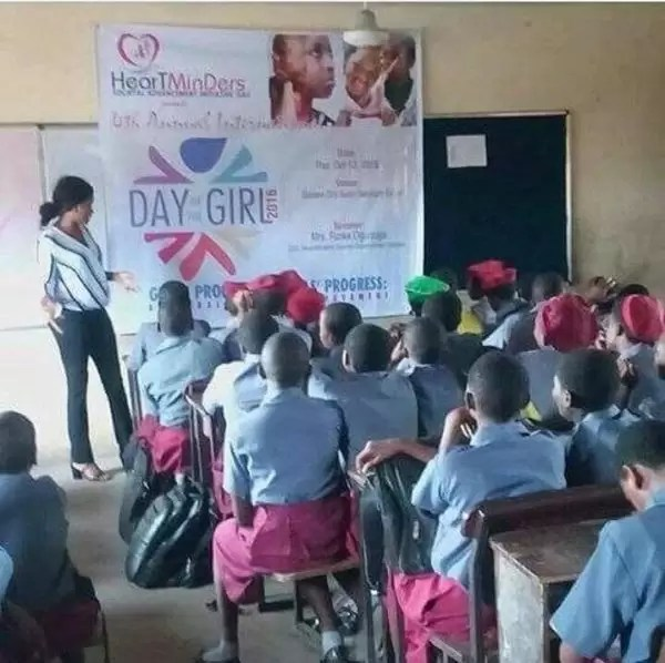 International Girl Child Day-  Empower Girls: Before, During and After Crisis 17