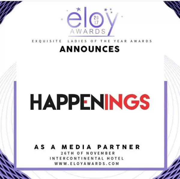 Eloy Awards- more media partners coming on board 2