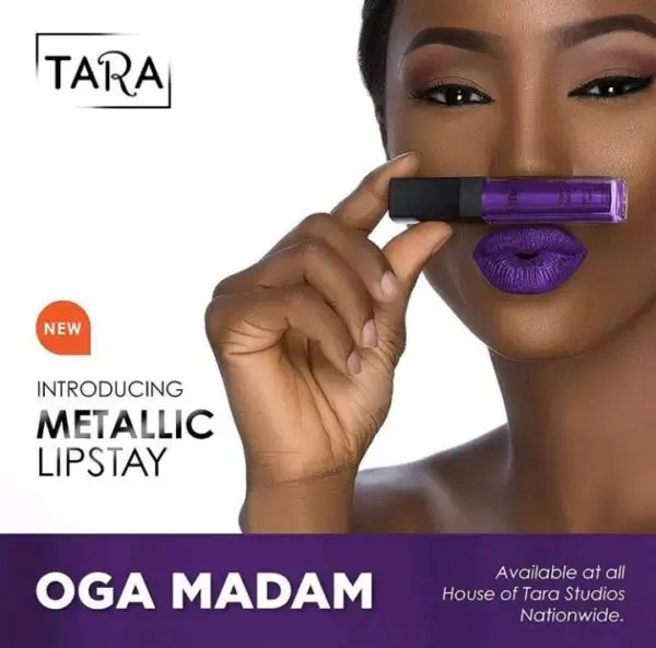 New product alert! HouseofTara introduces new metallic lipstay 6