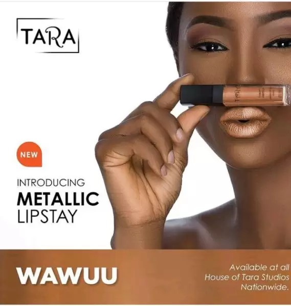 New product alert! HouseofTara introduces new metallic lipstay 4