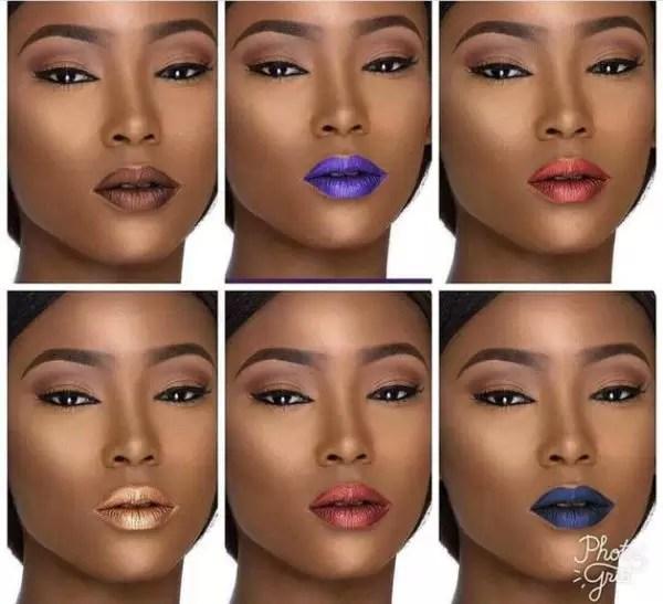 New product alert! HouseofTara introduces new metallic lipstay 1