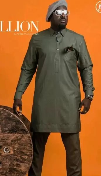 Men's Dashiki in a whole new dope dimension by Africana Couture 8