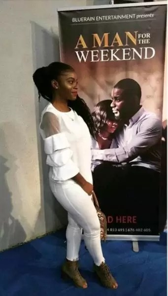 Photos of the movie premier #AManForTheWeekend in Douala 9