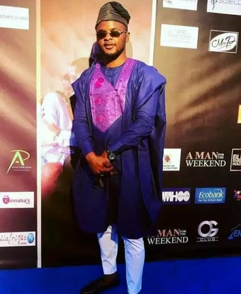 Photos of the movie premier #AManForTheWeekend in Douala 12