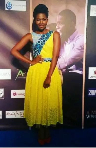 Photos of the movie premier #AManForTheWeekend in Douala 15