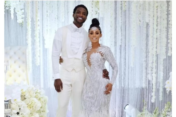 Gucci Mane is now a maarried man!! 3