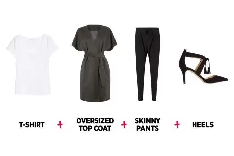 9 to 5 chick- Fashion: should you wear T- shirts to work? 2