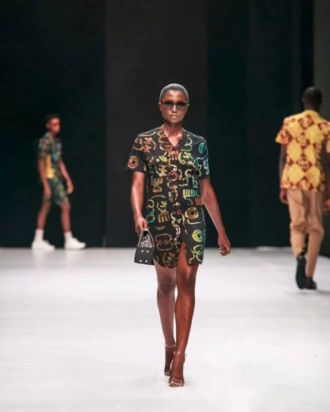 Day 2 of Heineken Lagos Fashion Week 2019 7