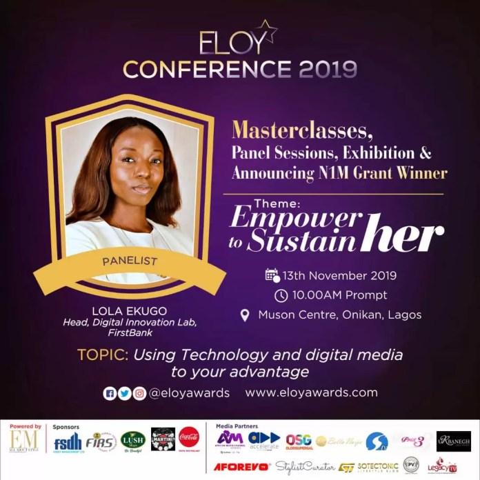 Eloy Conference 2019: Meet Our Panelists DiscussingUsingTechnologyAndDigitalMediaToYourAdvantage 4