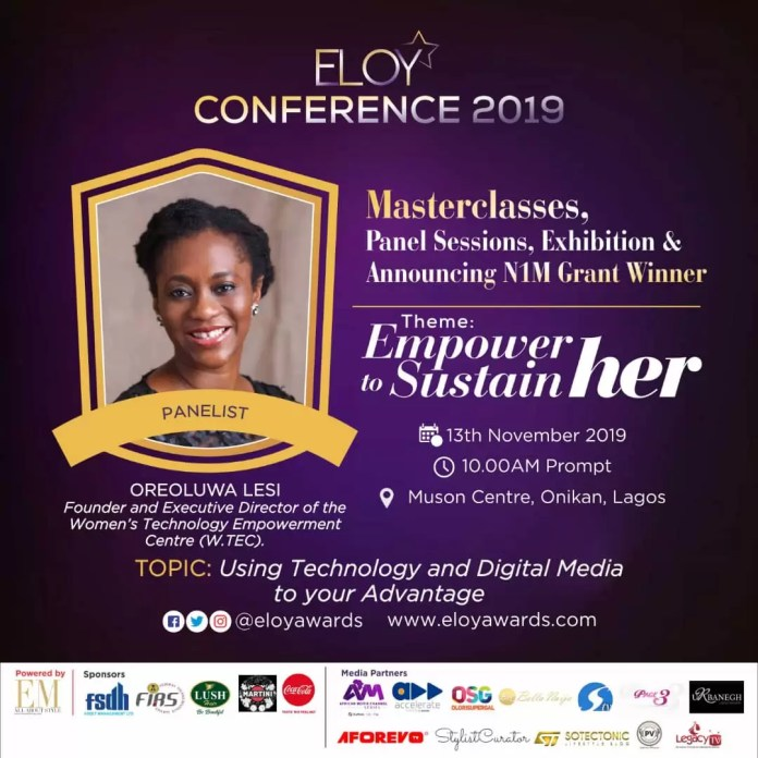 Eloy Conference 2019: Meet Our Panelists DiscussingUsingTechnologyAndDigitalMediaToYourAdvantage 5