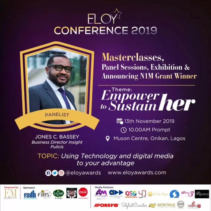 Eloy Conference 2019: Meet Our Panelists DiscussingUsingTechnologyAndDigitalMediaToYourAdvantage 3