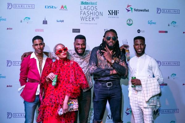 Africa, Get Ready for Heineken Lagos Fashion Week 2019 | 23rd - 26th October, 2019 7