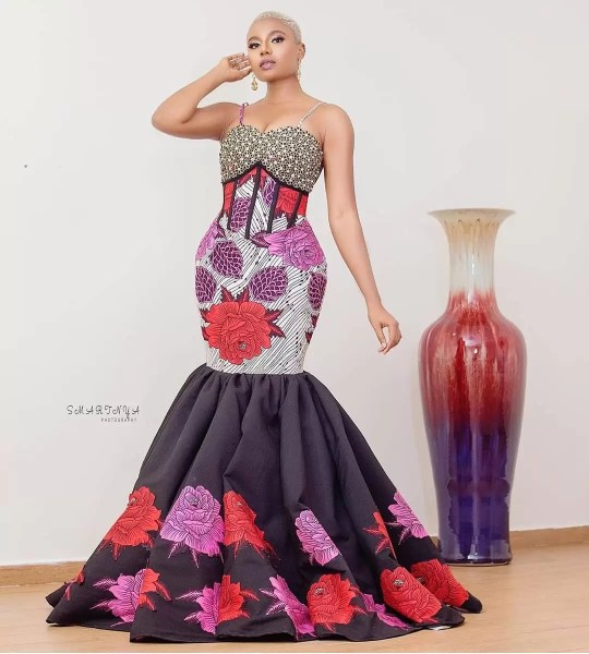 Exquisite Ankara Styles: Issue 2 | Featuring Nancy Isime, Linda Osifo, Kome Osalor & More 1