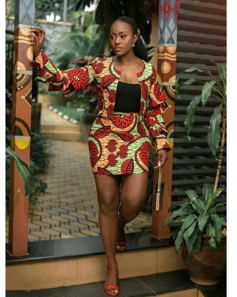 Exquisite Ankara Styles: Issue 2 | Featuring Nancy Isime, Linda Osifo, Kome Osalor & More 4