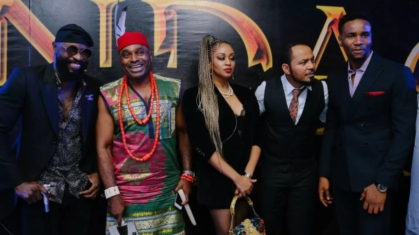 The Most Star Studded Red Carpet Ever- Nollywood Royalty At Its Finest - Living In Bondage Premieres In Filmhouse Lekki 5